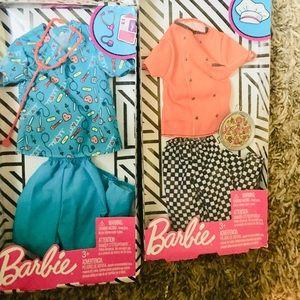 New Barbie Items!